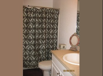 EasyRoommate US - nice room for rent private bath - Bradenton, Other-Florida - $350
