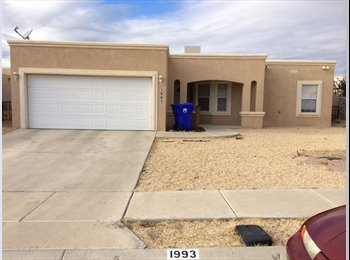 EasyRoommate US - Looking for someone to replace me - Las Cruces, Las Cruces - $375