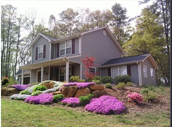 EasyRoommate US - Large room in new home - Greenville, Greenville - $433