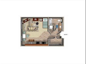 EasyRoommate US - Studio aprartment  - Bellevue, Bellevue - $1050