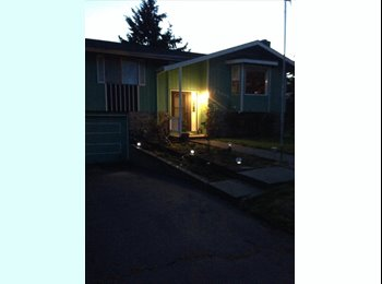 EasyRoommate US - Close to Joint Base lewis McCord 12 min to East Ga - Pierce, Tacoma - $500