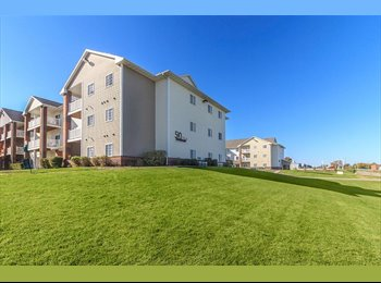EasyRoommate US - 1 bedroom+1 bath for sublease - Ames, Other-Iowa - $400