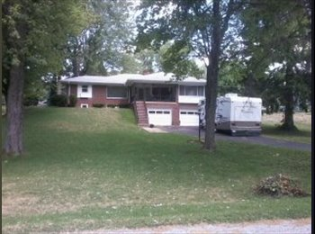 EasyRoommate US - Room for Rent in Very Nice Neighborhood - Johnson, Indianapolis Area - $450