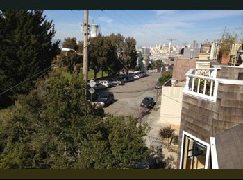 EasyRoommate US - Exec Top of the Hill Condo Share - Potrero Hill, San Francisco - $2250