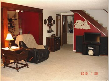 EasyRoommate US - Retired Male To Share Lakefront Apartment - Springfield, Springfield - $450