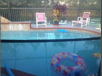 EasyRoommate US - Private master bedroom for rent - Cape Coral, Other-Florida - $600