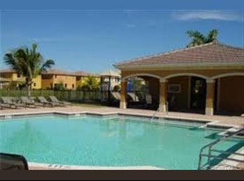 EasyRoommate US - Single room in upscale Copper Oaks Gated security - Fort Myers, Other-Florida - $510