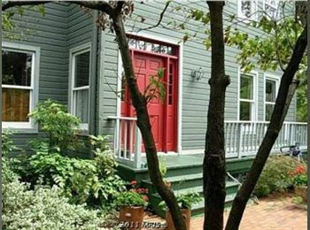 EasyRoommate US - Bedroom available in lovely spacious house!! - Cleveland Park, Washington DC - $1120