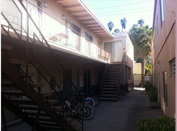 EasyRoommate US - Roommate wanted- Own room and Full Bathroom, close - Long Beach, Los Angeles - $700