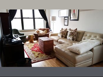 EasyRoommate US - Roommate needed at Wicker Park apartment - West Town, Chicago - $600