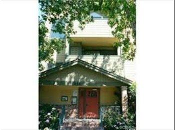 EasyRoommate US - Affordable Vaulted Ceiling Master Bedroom w/ bath - Long Beach, Los Angeles - $755