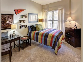 EasyRoommate US - SUBLEASE my 2520 apt. FREE MONTH RENT ($620) - Lubbock, Lubbock - $620