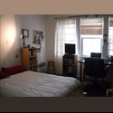 EasyRoommate US LARGE SUNNY ROOM IN ASTORIA SUBLET DEC 20-JAN 25 - Astoria, Queens, New York City - $ 990 per Month(s) - Image 1