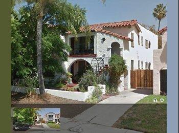 EasyRoommate US - Gorgeous Mid-city Duplex seeking 3rd roommate (Bev - West Hollywood, Los Angeles - $1070