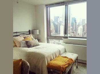 EasyRoommate US - Roommate Needed for Dec 1! 1 Large Bedroom availab - Midtown West, New York City - $1760