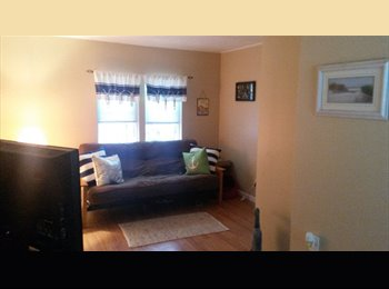 EasyRoommate US - Room for rent in Private Beach House - Middletown, Central Jersey - $550