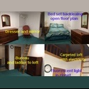 EasyRoommate US Fully Furnished Room with small carpeted Loft - Cape Code, Other-Massachusetts - $ 758 per Month(s) - Image 1