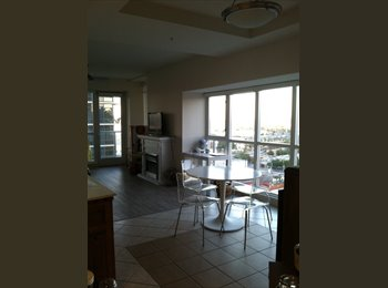 EasyRoommate US - Looking for a roommate to share Little Italy apt. - Downtown, San Diego - $1400