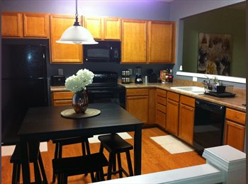 EasyRoommate US - Private Room in Townhouse Available!! - Southern Fulton County, Atlanta - $550