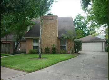 EasyRoommate US - Need 4th roommate - Memorial, Houston - $800
