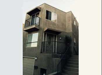 EasyRoommate US - Hill Top Home Share - Montecito Heights, Los Angeles - $900