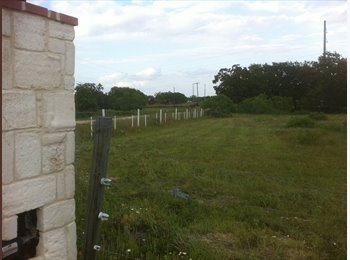 EasyRoommate US - House country type - San Antonio, San Antonio - $475