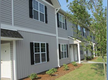 EasyRoommate US - Master bedroom available in NEW townhome  - Wilmington, Other-North Carolina - $625