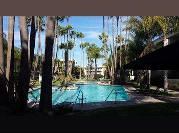EasyRoommate US - Coronado Apts 1BR & 1BA in 2BR/2BA 3rd Floor - Newport Beach, Orange County - $1200