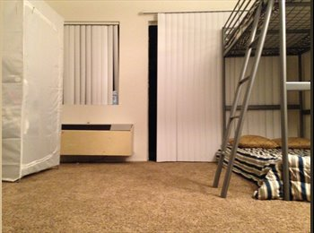 EasyRoommate US - Renting a share room in North hollywood. - Los Angeles, Los Angeles - $400