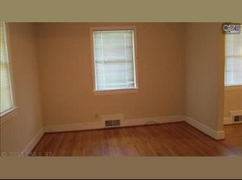 EasyRoommate US - GREAT LOCATION-VERY CLOSE TO I-77, USC, DOWNTOWN - Mount Pleasant, Mount Pleasant - $700