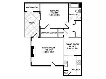EasyRoommate US - 1br - 775ft2 - 1 Bedroom Apt near Mason/Montgomery - Western Hamilton County, Cincinatti Area - $700