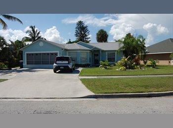 EasyRoommate US - Hutchinson Island, Fort Pierce, Florida - Port St Lucie, Other-Florida - $600