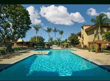 EasyRoommate US - Looking for someone to take over apt lease 1bd/1bt - Santa Ana, Orange County - $1255