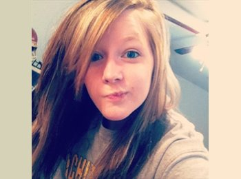 EasyRoommate US - Kelsey - 20 - Other-Kansas