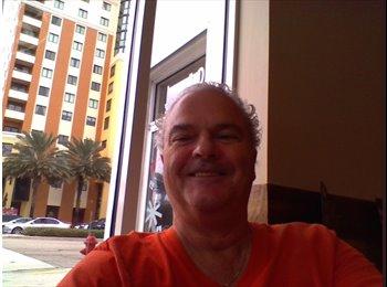 EasyRoommate US - Jen Dextraze - 61 - Ft Lauderdale Area