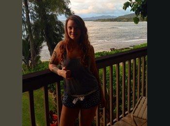 EasyRoommate US - Brooke - 30 - Kauai