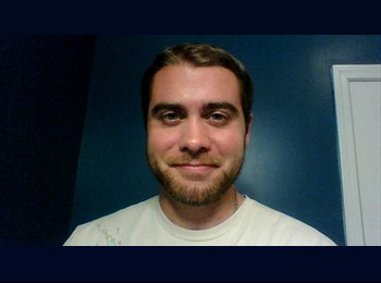 EasyRoommate US - Caleb - 26 - Charleston Area