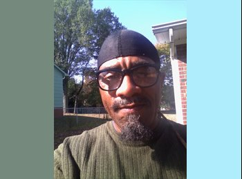 EasyRoommate US - Alonzo  - 46 - Greensboro