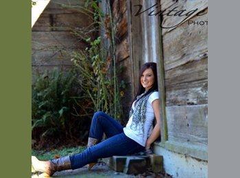 EasyRoommate US - Danielle - 23 - Spokane