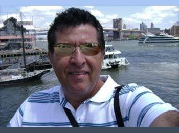 EasyRoommate US - Carlos  - 54 - Ft Lauderdale Area