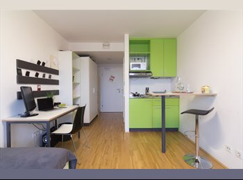 EasyWG AT - All Inklusive Möbliert Appartment 465 EUR ab 01.09 - Wien 11. Bezirk (Simmering), Wien - €465