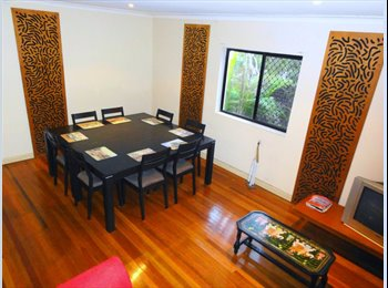 EasyRoommate AU -  West End DOUBLE,SINGLE,TWIN short/med/long term - West End, Brisbane - $953