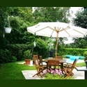 Appartager BE  studios with private garden and swimming  pool - Woluwe Saint Pierre - Sint Pieters Woluwe, Autre Bruxelles, Bruxelles-Brussel - € 625 par Mois - Image 1