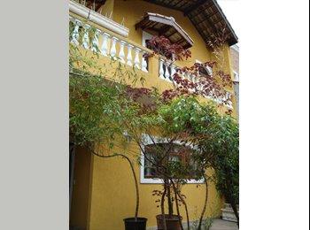 EasyQuarto BR - quarto mobiliado para alugar - Pinheiros, São Paulo capital - R$1200