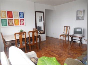 EasyQuarto BR - Quarto dividido (SharedRoom), BEST OF RJ, LEBLON - Leblon, Rio de Janeiro (Capital) - R$1100