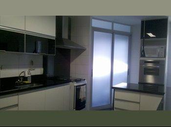 EasyQuarto BR - 2 quartos disponíveis em apto em Águas Claras - Aguas Claras, Brasília - R$1250
