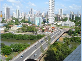 EasyQuarto BR - ALUGA-SE QUARTO MOBILIADO-MADALENA-TORRE - Recife, Recife - R$700