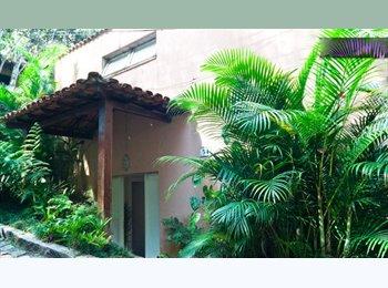 EasyQuarto BR - Quarto cama King e Quarto casal grande - São Conrado, Rio de Janeiro (Capital) - R$2000