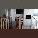 EasyQuarto BR Alugo qrto ponta da Praia - Santos, RM Baixada Santista - R$ 1100 por Mês - Foto 1