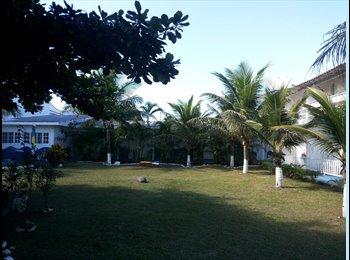 EasyQuarto BR - suites e apartamentos de 1 e 2 quartos p alugar - Braga, Região dos Lagos - R$550